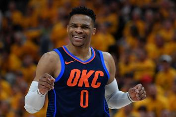 Russell Westbrook Officially Ruled Out For Tonight's Season Opener