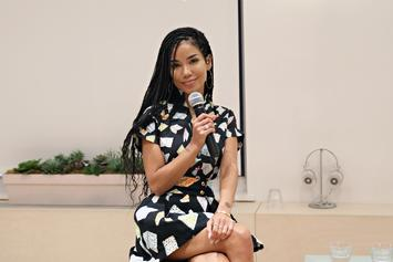 Jhene Aiko Hits Instagram For A Quick Twerk Session