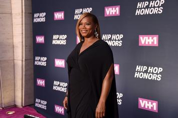 Queen Latifah And Rumored Partner Eboni Nichols Are Reportedly Expecting