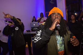 "Wale Performs Gospel Rendering Of ""Ungrateful & Thankful"" In A Bodega"