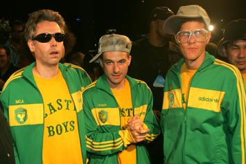 """Beastie Boys Reveal They Were Broke After """"Licensed To Ill"""" Platinum Debut"""