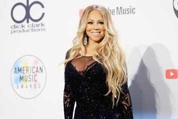 "Mariah Carey's Hitting The Road For Her ""Caution"" North American Tour"