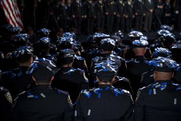 NYPD Suspends Use Of Body Cams After One Explodes