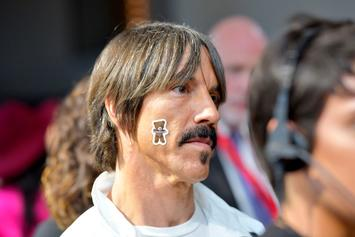 Red Hot Chili Peppers' Anthony Kiedis Kicked Out Of Lakers Game During Rockets' Brawl