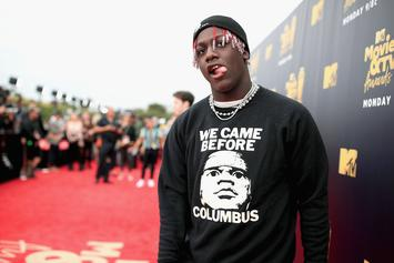 Lil Yachty Claps Back At Hater Saying His MNF Halftime Performance Was Trash
