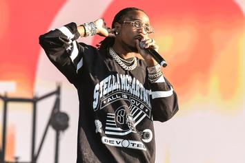 "Quavo Spends First Week ""Quavo Huncho"" Earnings On New Watch"