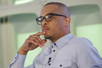"""T.I. & Tiny Argue Over """"Butt Squeeze"""" On """"Family Hustle,"""" Asia'h Responds"""