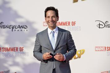 Paul Rudd Spotted At Brockhampton Concert Dancing His Heart Out