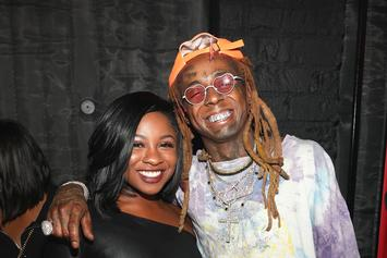 Lil Wayne & Reginae Carter Rap One Of His Older Songs Together