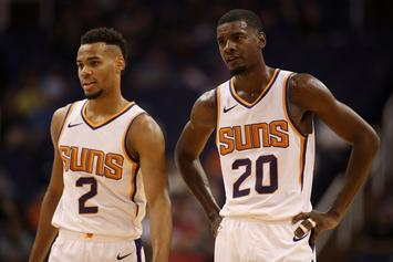 """Suns' Josh Jackson Was Involved In """"Malice At The Palace"""" As An 8-Year Old"""