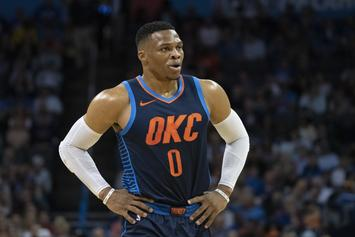 """Russell Westbrook Ain't Buggin' Over 0-4 Start: """"We're OK. We'll Be Alright"""""""