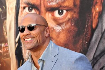"""Dwayne """"The Rock"""" Johnson's Cheat Day Includes Cookies, Brownies & Netflix"""