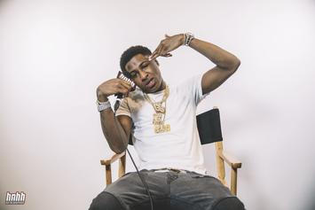 "Youngboy Never Broke Again Reveals ""38 Baby 2"" Cover Art"