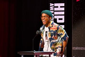"""Dr. Dre Pulls Anderson .Paak Back In Studio For Last-Minute """"Oxnard"""" Session"""