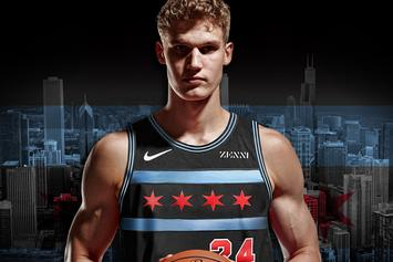 """Bulls """"City Edition"""" Uniforms Pays Homage To Chicago's Flag"""