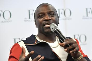 """Akon """"Seriously"""" Considering Running For President Against Donald Trump In 2020"""