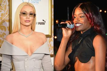 "Iggy Azalea Blasts ""Crusty"" Azealia Banks For Making Fun Of Lost Record Deal"