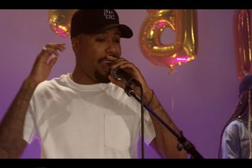 """Dom Kennedy & Ray Wright Perform Their Anthem In """"Christopher Columbus"""""""