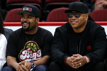 LL Cool J & Ice Cube Are Quietly Attempting To Purchase Sports TV Stations