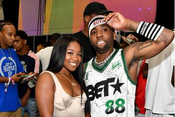 "Reginae Carter Tells YFN Lucci That Her Mom Isn't A ""Big Fan"" Of Their Relationship"