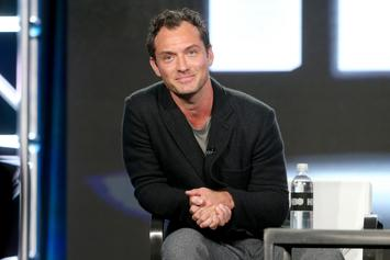 """Jude Law Compares Playing Albus Dumbledore To Starring In """"Captain Marvel"""""""