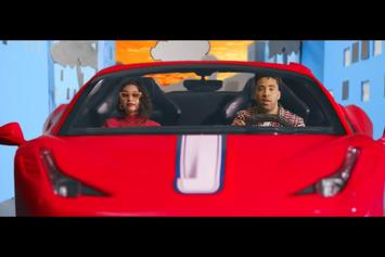 """KYLE & Alessia Cara Take Viewers On A Colorful Adventure In """"Babies"""" Video"""