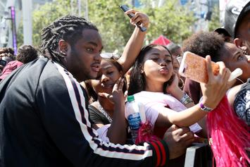 Nicki Minaj Draws Wooing Attempt From A Smitten Tee Grizzley