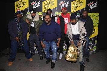 "Wu-Tang Clan Perform ""Protect Ya Neck"" On ""Good Morning America"""