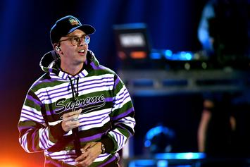 "Logic Is Back With The Second Installment In His ""Freestyle Fridays"" Series"