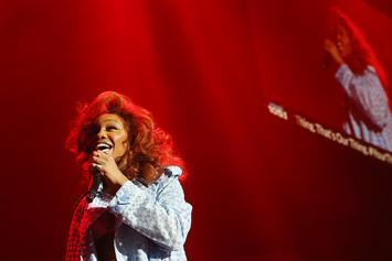 SZA Hints At New Music During Camp Flog Gnaw Festival Performance