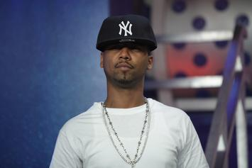 Juelz Santana Proves That His Teeth Are Intact After Turning Into A Meme