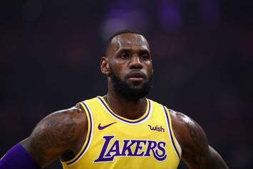 """LeBron James: """"I Almost Cracked"""" During Lakers Early Season Struggles"""