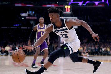 Jimmy Butler Talks About Joining The 76ers In First Press Conference Since Being Traded