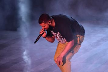 Drake's Been Blasting PND On His Miami Balcony For The Last 4 Years