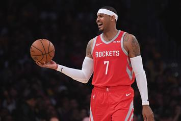 Tracy McGrady Advises Carmelo Anthony To Retire