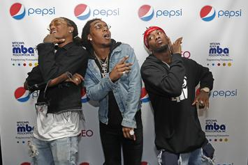 Migos Sue Ex-Business Partner Over YRN Clothing Label Royalties: Report