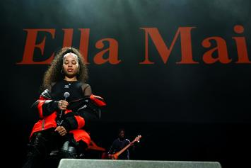 """Watch Ella Mai Perform """"Boo'd Up"""" and """"Trip"""" On """"Saturday Night Live"""""""