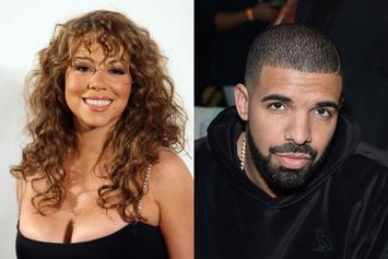 "Mariah Carey Speaks On Drake's ""Emotionless"" & Sampling ""Back To Back"""
