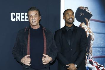 """Sylvester Stallone Didn't Direct """"Creed 2"""" Because """"The Rocky Universe Is Gone"""""""