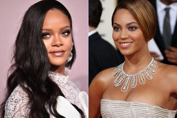 "Rihanna & Beyonce Rank In ""Forbes' Highest-Paid Women In Music 2018"""
