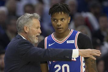 "Markelle Fultz Dealing With Wrist Injury, Agent Says Trade Rumors Are ""Pure Fiction"""