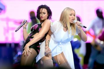 Demi Lovato Unfollows Close Friends Iggy Azalea & Selena Gomez: Report