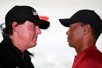 Tiger vs Phil $9 Million Match: Start Time, Streaming Info & More