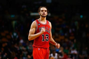 Joakim Noah To Sign With Memphis Grizzlies Next Week: Report
