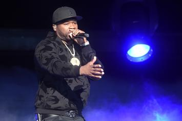 """50 Cent Warns Fans Of """"Fake Promotion"""" For Paris Show: """"Do Not Buy Tickets"""""""
