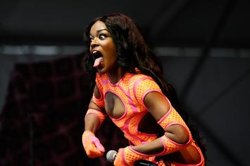 "Azealia Banks Shares Scrapped Verse From Tekashi 6ix9ine's ""FEEFA"" Leak"