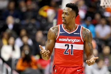 Dwight Howard's Baby Mother Reacts To His Trans Women Sex Scandal