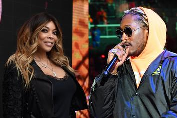 "Future Claps Back At ""Big Foot"" Wendy Williams For Slamming His Pullout Game"