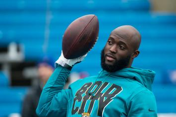 Leonard Fournette Suspended For Role In Jaguars-Bills Brawl