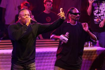"""Snoop Dogg & Dr. Dre Have Been """"Superheroes"""" For Nearly 30 Years"""
